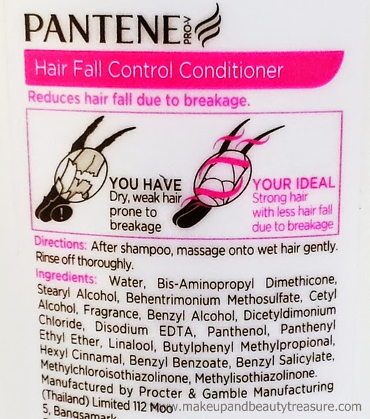 Pantene-Hair-Fall-Control-Conditioner-Review