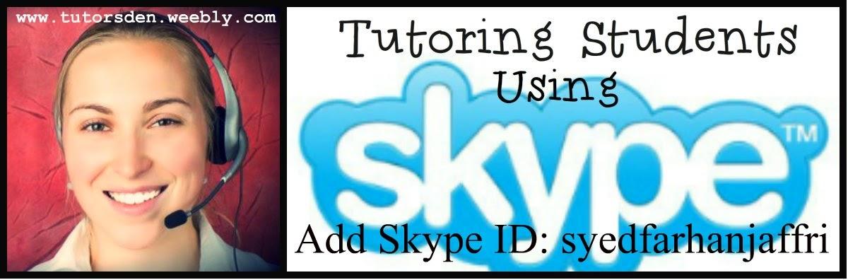 online physics tutoring
