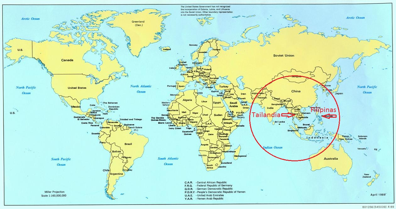 Atlas  China Mapa Mundial