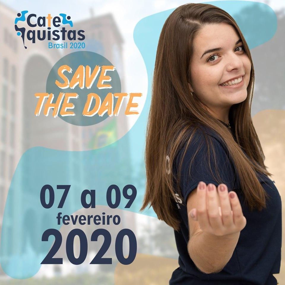 CATEQUISTAS BRASIL 2020