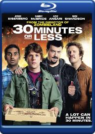 30 Minutos ou Menos - Dual Áudio - BluRay 720p