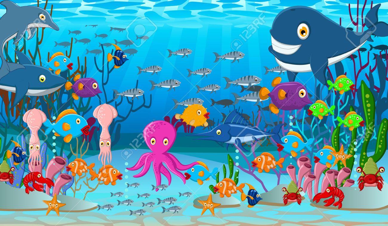Experiencias en e infantil nuestra aula es un mar 4 a os - Fotografias para decorar ...