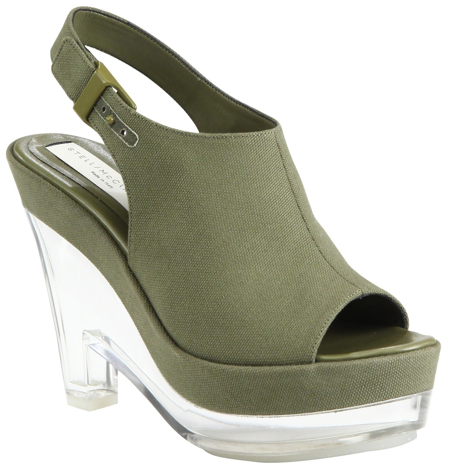 the well appointed catwalk 12 lucite heels for summer