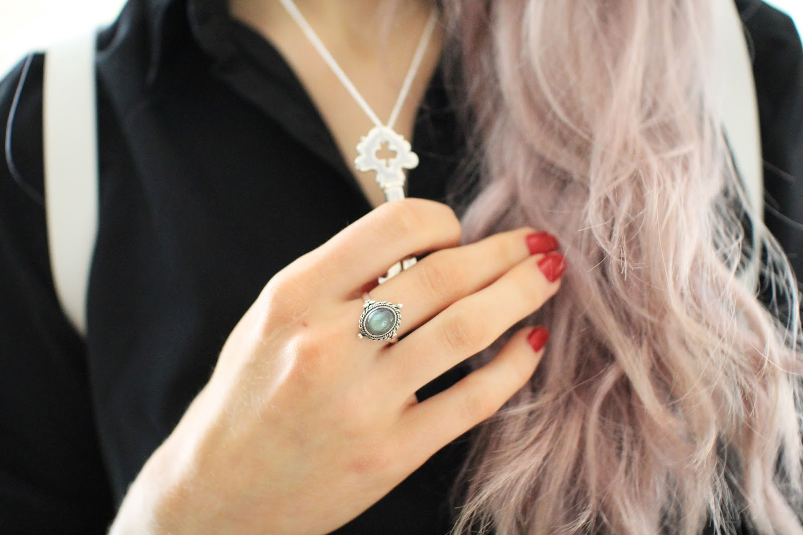 shop dixi fiery ring