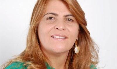 Vereadora de Ouro Velho comemora aprovação da sua gestão em 2012