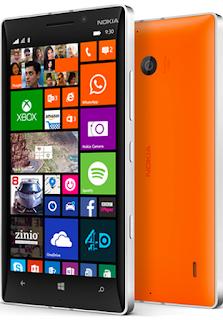 Harga dan Spesifikasi Microsoft Lumia 930 Terbaru
