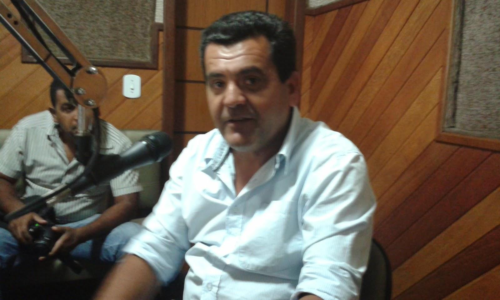 Clériston Moreira e Rone do Junco disputam presidência da Câmara de Vereadores de Jacobina