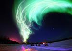 Aurora di Alaska