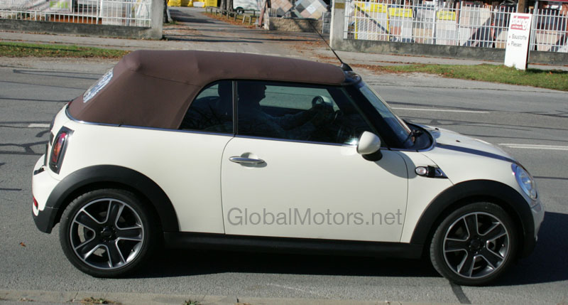 white mini cooper convertible. Black Bedroom Furniture Sets. Home Design Ideas