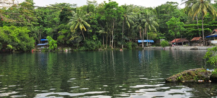 wisata alam talaga herang lengkong majalengka
