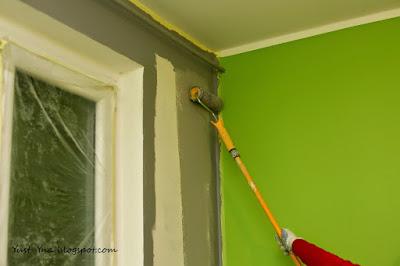 Jak maluje się ściany