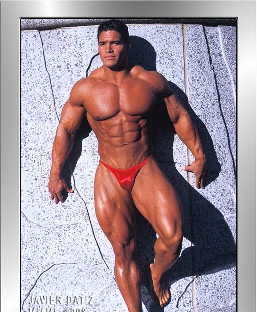 Sexy Bodybuilding: Sent by Lucien