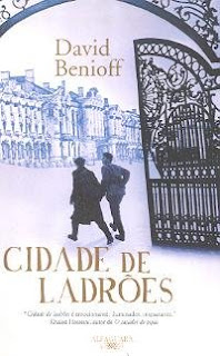 Cidade de Ladrões - David Benioff