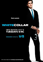 White Collar, Season 2, dvd, cover