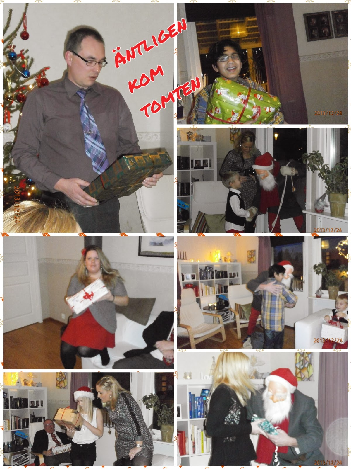 ... tradition med sina julklappar 39f898cc9cc9b