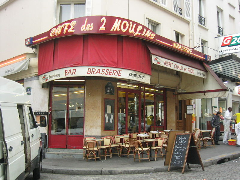 Bar Caf Ef Bf Bd Moulin Galant