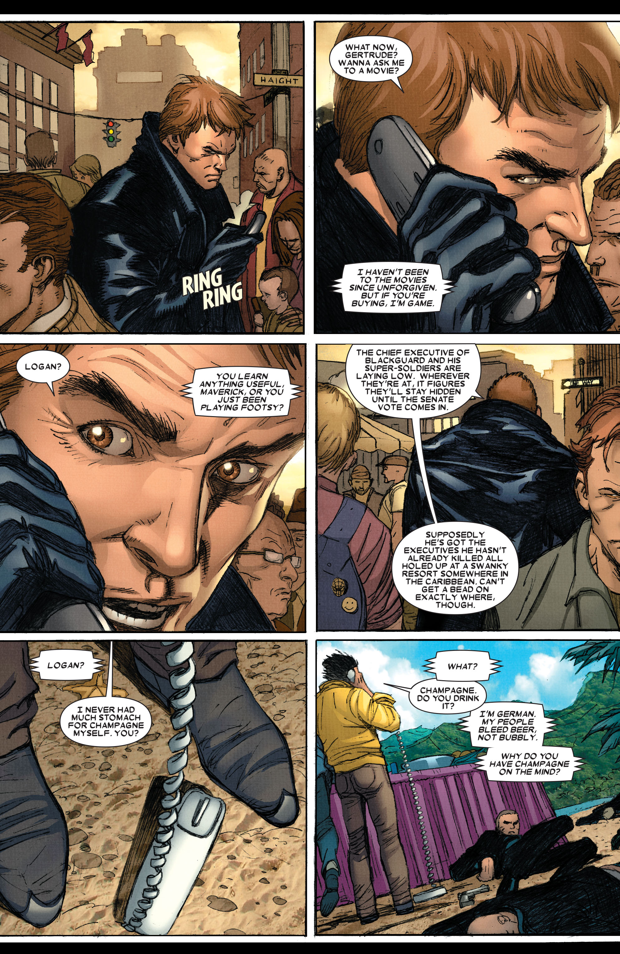 Wolverine: Weapon X #4 #13 - English 6