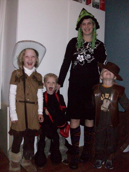 Fun on Halloween