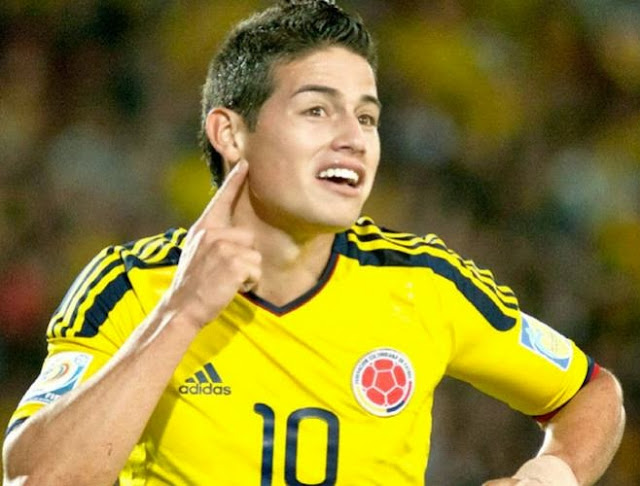 Laga Basil vs Kolombia