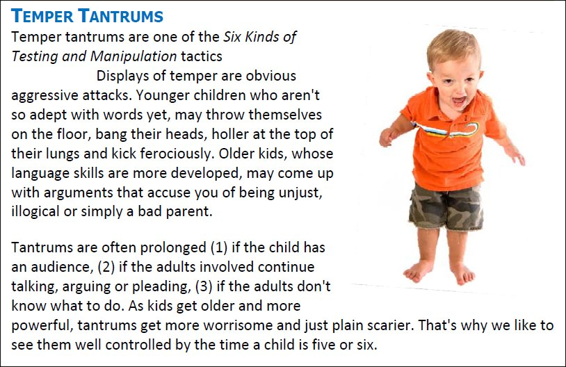 Can adults have tantrums