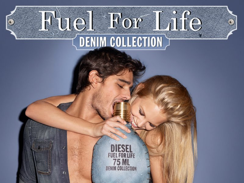 Diesel Denim have launched their latest fragrance for men and women named ...