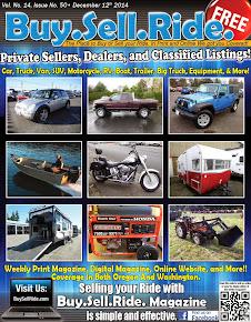 Buy Sell Ride Magazine