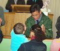Irmão Ismael - de Curitiba -hoje trabalhando como segurança