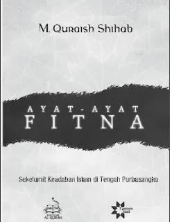 ayat fitna, ebook quraish shihab, ceramah quraish shihab