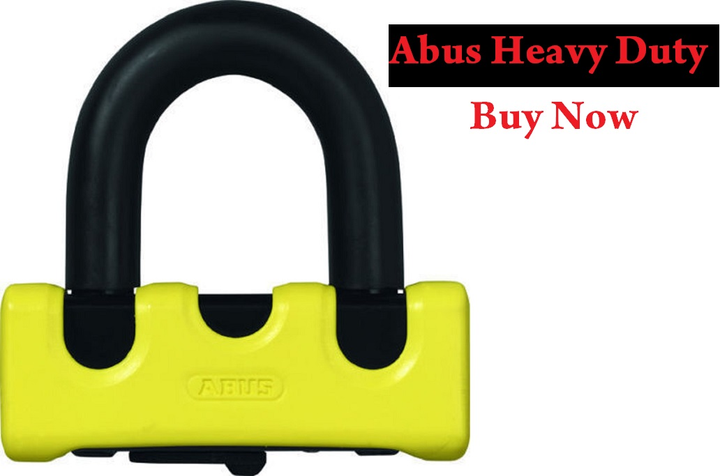 Abus New Style Heavy Duty Disc Lock
