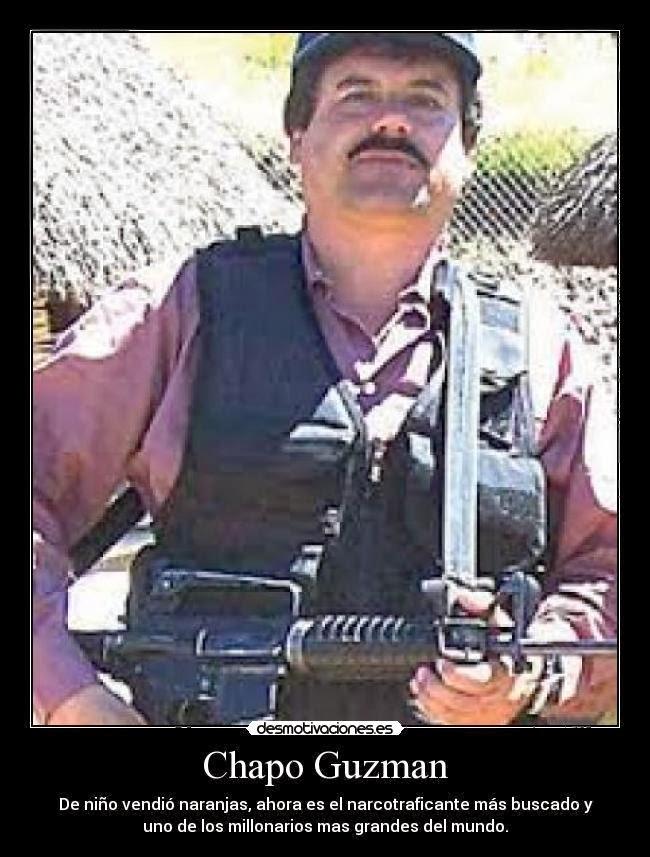 El Chapo Guzmán: imágenes inéditas del operativo de su