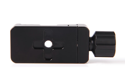 Sunwayfoto DDC-26 Mini Clamp Bottomview