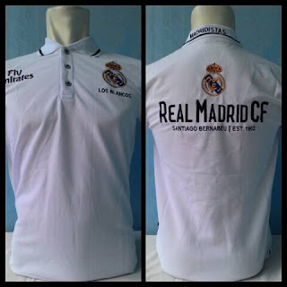 kaos polo real madrid