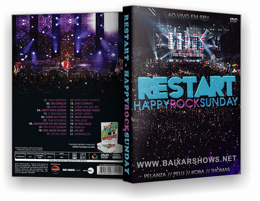 DVD: Restart - Happy Rock Sunday