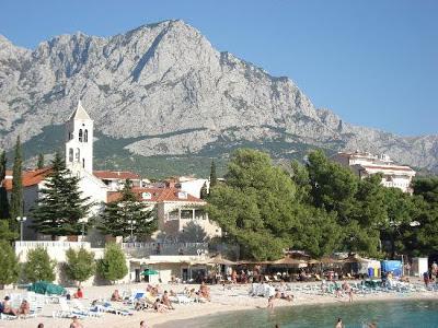 Baška Voda montaña - Juego de Tronos en los siete reinos