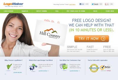 Cara Mudah Membuat Logo Header Blog