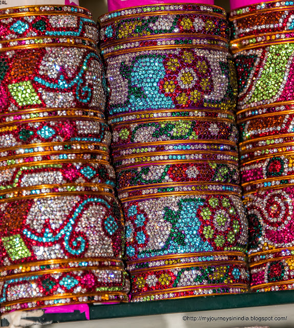 Colorful Bangles Rajasthan