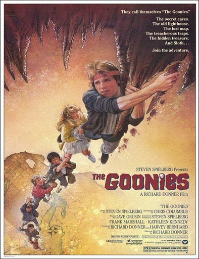 Ver Los goonies (The Goonies) (1985) Online