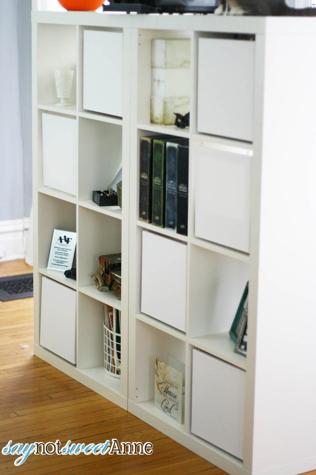 diy expedit doors get home decorating. Black Bedroom Furniture Sets. Home Design Ideas