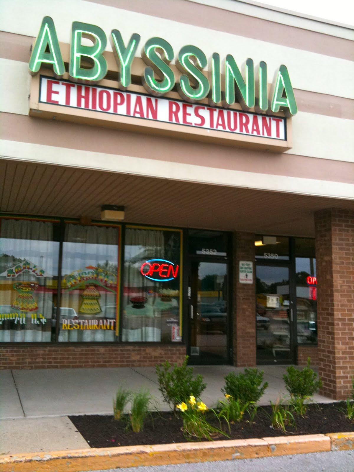 Auténtica comida Major Restaurant África Oriental - Etiopía - Indianapolis, IN