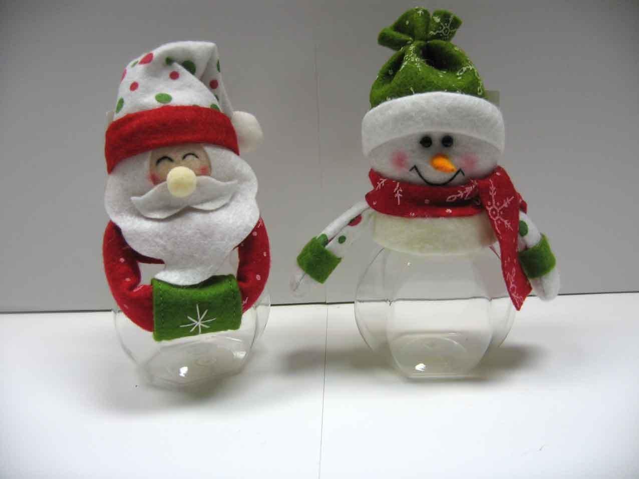 Reciclarte santiago del estero productos navidad - Manualidades para navidades ...
