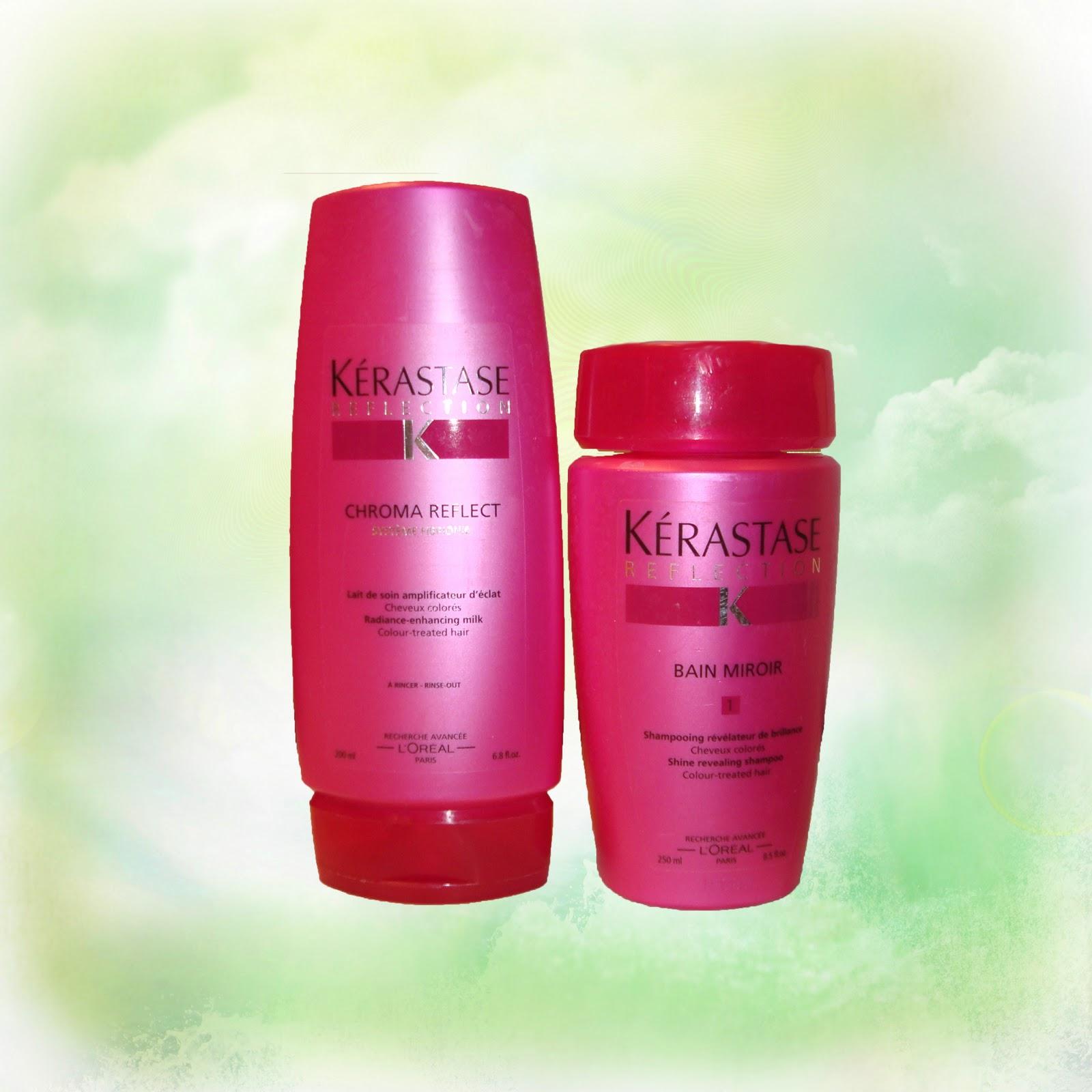 Lily beautips ma routine shampoing for Kerastase bain miroir 2