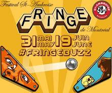 26e Festival FRINGE  de Montréal
