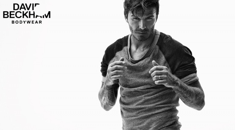 David Beckham Bodywear For HM Advertising Campaign Video
