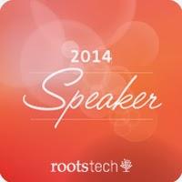 Speaker en Rootstech- 2014