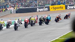 MotoGP action back on at Estoril