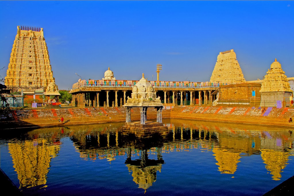 Sri Ekambareswarar Temple Kanchipuram India
