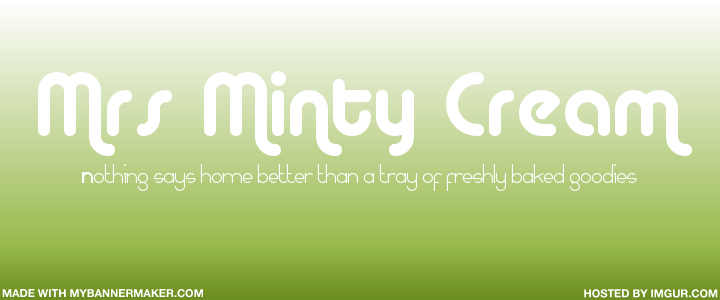 Mrs Minty Cream