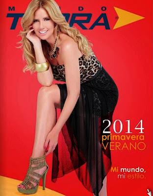 catalogo mundo terra dama PV 2014