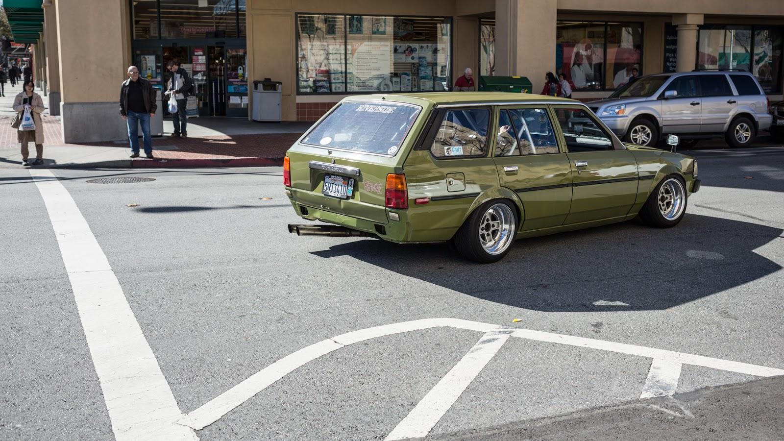 1983 toyota corolla wagon