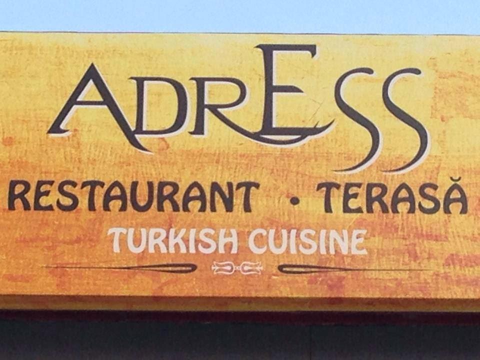 Turkish Cusine - Adress- The best in Bucarest